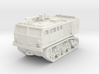 M4 tractor (USA) 1/100 3d printed
