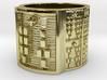 IRETEKANA Ring Size 11-13 3d printed