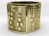 IRETETRUPON Ring Size 11-13 3d printed