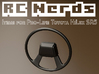 RCN010 steering wheel for Pro-Line Toyota SR5  3d printed