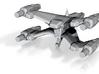 1/2500 B5 EA Thunderbolt :-) 3d printed