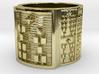 OSHEIKA Ring Size 11-13 3d printed