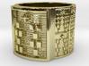 OFUNSHE Ring Size 13.5 3d printed