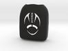 Football 2 - Omnipod Pod Cover 3d printed