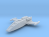 Andorian Light Cruiser 1/2500 3d printed