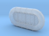 1/400 RN WW2 10ft X 5ft Carley Floats (60) 3d printed 1/400 RN WW2 10ft X 5ft Carley Floats (60)
