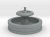 Fountain 2in Diameter 3d printed
