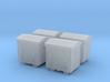 TJ-H04652x4 - Caisses à piles acier galvanisé peti 3d printed