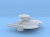 Terran Inspiration Class Corvette w Sensor Pod 1:7 3d printed