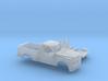 1/160 2017 Ford F-Series Reg.Cab/Reg Bed Kit 3d printed