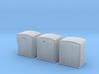 TJ-H01119x3 - Bennes à papier 3d printed