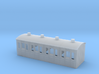 NSR 4wheel Composite body - 4mm scale 3d printed