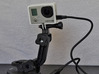 GoPro Hero 3 Frame Mount Strong Secure fit  Go Pro 3d printed USB port can be accessed