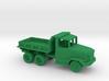 1/160 M34 Dump Truck 3d printed