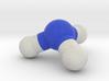 Ammonia Molecule Model. 4 Sizes. 3d printed
