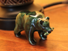 Bear Figure 3d printed
