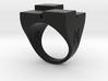 MizNK Ring NO.9 3DPrinting Jewelry Inspired by Bri 3d printed