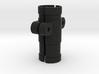 Feiyu-Tech G4 (not G4S) Hand Held - GoPro Clamp 3d printed