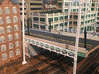 PRR LATTICE POLE NORTH PHILLY CUSTOM1 Interlock  3d printed
