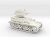 Vickers Light MkIII 1-87 3d printed
