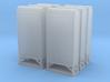 TJ-H04663x6 - Armoires a relais grand modele 3d printed