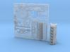 ETS35030 - Hotchkiss H39 Engine 3d printed