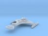 Klingon Vor'cha Class (Command Module) 1/7000 3d printed