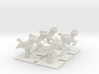 Playground Spring 01. O Scale (1:48) 3d printed