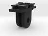 Contour Cam to GoPro Mount Adapter (Forward Tiltin 3d printed