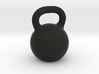 Kettlebell For You Little 3d printed