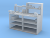 S Scale Workbench 3d printed