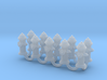 Fire Hydrants HO Scale X10 3d printed