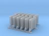 Radiator HO Scale X12 3d printed