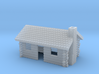 Log Cabin 1 - Zscale 3d printed