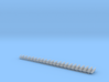N Scale Stairs Assorted (21pc) 3d printed