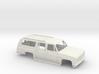 16,5 cm 1986 Chevrolet Suburban 3d printed