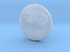 Special Hurry Andrew Face 3d printed