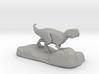 Psittacosaurus sculpture 3d printed