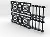 Hilfsdrehgestelle H0 3d printed