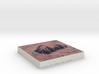Uluru/Ayers Rock, Australia, 1:25000 Explorer 3d printed