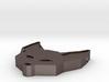 Fennec Fox Geometric Pendant 3d printed