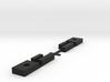 Brokenback HP41C  3d printed Brokenback repair piece