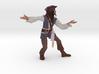 Johnny Depp 3D Model ready for 3d print 3d printed