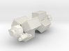 """BSG Colonial Movers Frighter Small 1.4"""" long 3d printed"""
