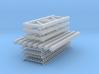 Pallet Rack 2 High- 2 Wide 3d printed