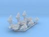 (Armada) Yuuzhan Vong Fighter Set 3d printed