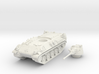 Saurer tank (Austria) 1/87 3d printed