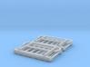 2xLKW Plattform V0.1  3d printed