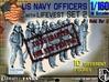 1-160 USN Officers KAPOK Set2 3d printed