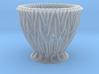 Small Organic hexagon vase/planter 3d printed